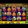 Cash Bandits 2 Online Casino Slot Huge Win!