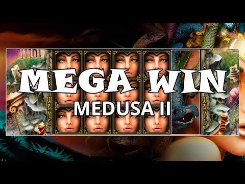 MEGA WIN – MEDUSA II – NEXTGEN