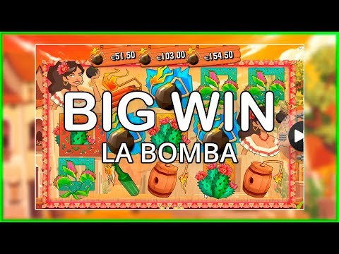 BIG WIN ON LA BOMBA – NEXTGEN