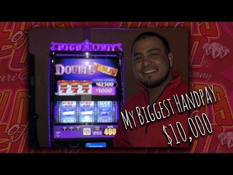 $10,000 Jackpot win! My biggest win caught live!