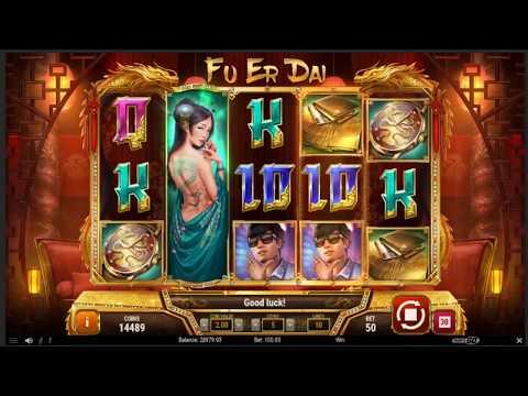 SUPER BIG WIN | Play'n Go | Fu Er Dai Slot Machine