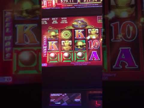 88 fortunes slot big win $8.80 bet bonus!!!