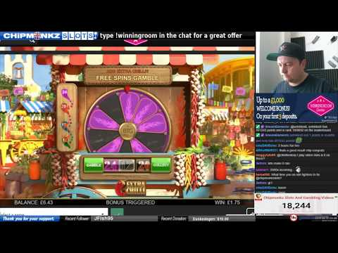 Online Slots – Extra Chilli a compilation of my biggest wins (BTG)