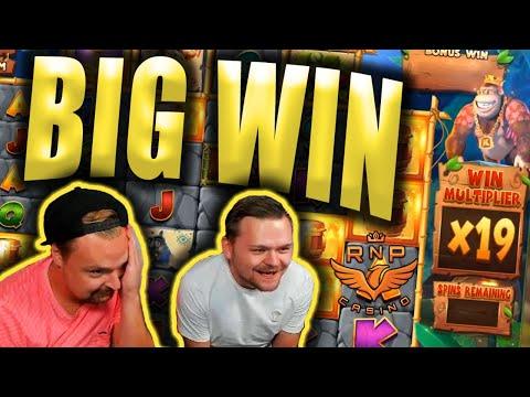 Big Win on Return of Kong Megaways Slot – Casino Stream Big Wins