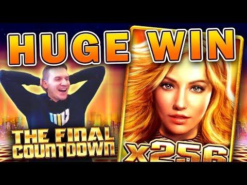 HUGE WIN on Final Countdown Slot – £10 Bet!