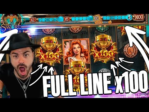 ROSHTEIN mega  win 31.000 € on The Sword and Grail slot – Top 5 Best Wins of week