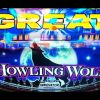 Howling Wolf Slot – SUPER BIG WIN!!!! – 2cent denom! – Slot Machine Bonus