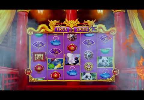 Go wild with the Golden Dragon free bonus slot machine! Big win, mega win designed by Gambino Slots