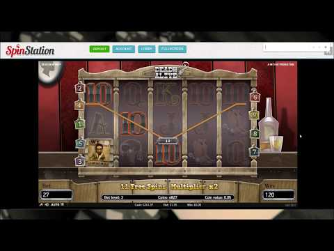 Dead or Alive Wildline – My biggest ever slot win!