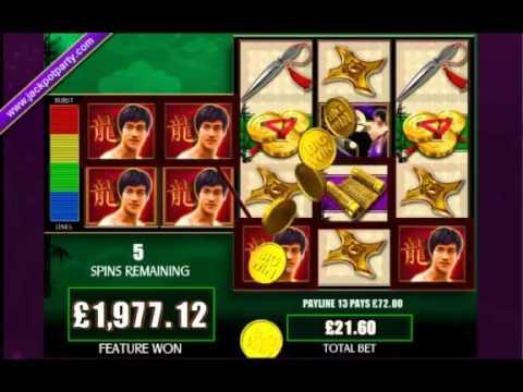 Bruce Lee Slot MEGA BIG WIN!!!