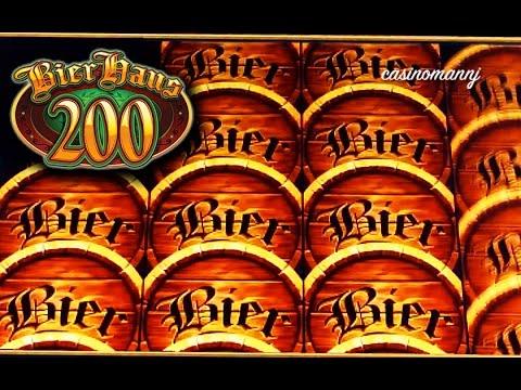 Bier Haus 200 Slot – BIG WIN – Slot Machine Bonus