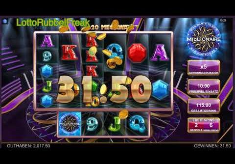 MEGA WIN!!! Casino Who Wants to be a Millionaire Big Win
