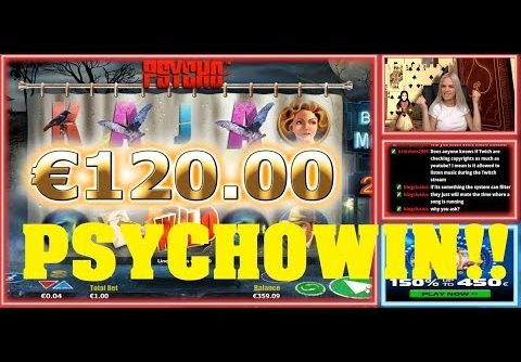 💰 💰UNEXPECTED SLOTS GAMBLING PSYCHO WIN! :) 💰 💰