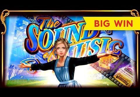 The Sound of Music Slot – BIG WIN BONUS – Relative To Bet!