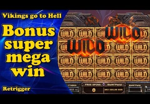 Vikings go to Hell hiroll bonus mega win full screen wilds. Yggdrasil slot