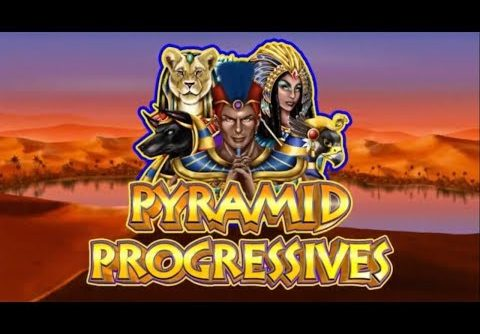 THE HUGE WIN GOT EVEN BIGGER on PYRAMID PROGRESSIVES SLOT POKIE BONUSES – PECHANGA CASINO