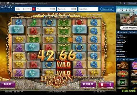 Dragon Born Slot Bet Max Super Big Win