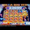 MEGA BIG WIN! Pirate Ship Slot Machine 1 LINE HIT & 2 BONUSES
