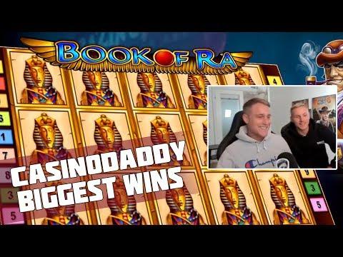 Big Win from Joker | Casinodaddy – Biggest Wins! Book of Ra Slot!