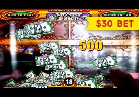 Crazy Money Slot – $30 MAX BET – BIG WIN BONUS!