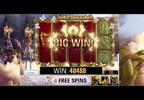 Jack And The Beanstalk Slot Biggest Win And Best Bonuse / Win x1100+