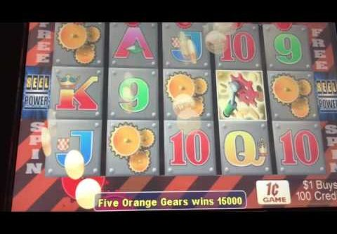 *VERY BIG WIN* Aristocrat AMAZING MONEY MACHINE Slot Bonus!