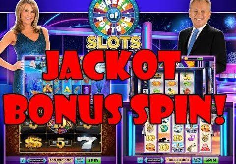 BIG WIN JACKPOT! | Wheel of Fortune Casino Slot Machine | Reno Las Vegas