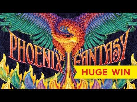 Phoenix Fantasy Slot – HUGE WIN BONUS!