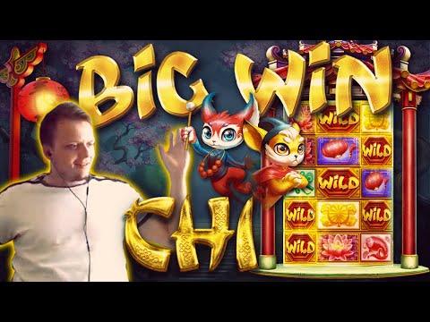 SUPER BIG WIN in Chi Slot Freespins!