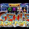 Genie Jackpots Slot Mega Win