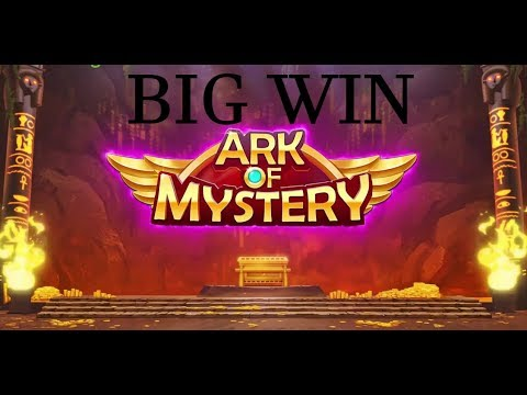 Ark Of Mystery BIG WIN – NEW SLOT – Casino Win from LIVE Stream
