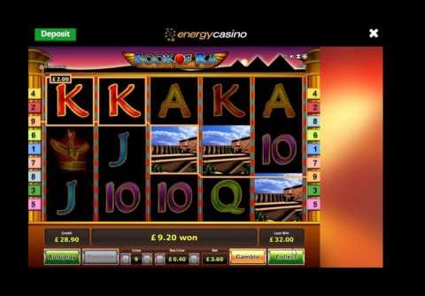 BIGGEST EVER BOOK OF RA SLOT WIN SESSION!