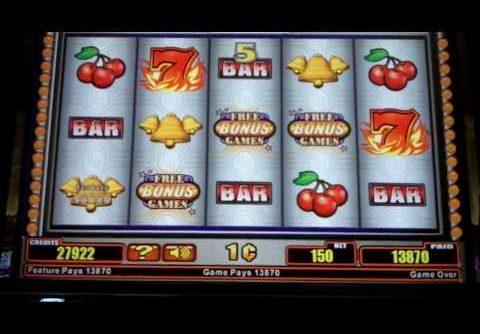 Quick Hit Slot Bonus Big Win