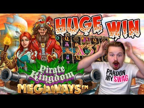 HUGE WIN In New Pirate Kingdom Megaways