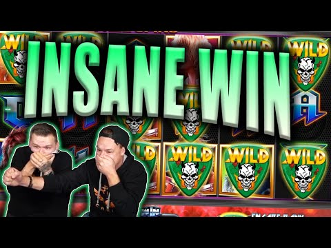 INSANE WIN on SPINAL TAP Slot – Casino Stream Big Wins