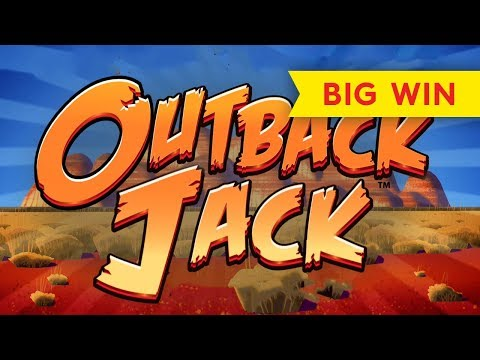 Outback Jack Slot – BIG WIN SESSION!
