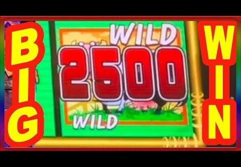 ** BIG WIN ** RETURN TO INVADERS  ** SLOT LOVER **