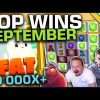 Top 8 Slot Wins of September 2019