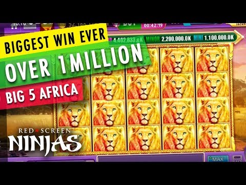 GAMBINO SLOTS – BIGGEST SLOT WIN EVER OVER $1 MILLON CAUGHT LIVE!