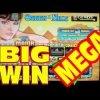 Queen of the Nile Legends – MEGA BIG WIN – Slot Machine Bonus & Progressive Win