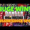 DANGER HIGH VOLTAGE SLOT**MASSIVE** MEGA WIN!! (BIG TIME GAMING)