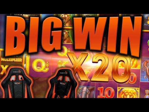 BIG WIN on SAFARI GOLD MEGAWAYS Slot – Casino Stream Big Wins
