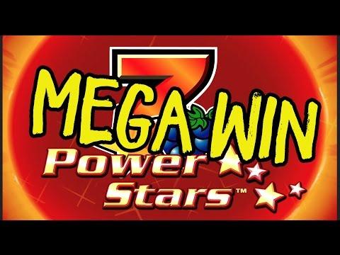 ♥ POWER STARS ♥ 3 STARS ♥ MEGA WIN ♥