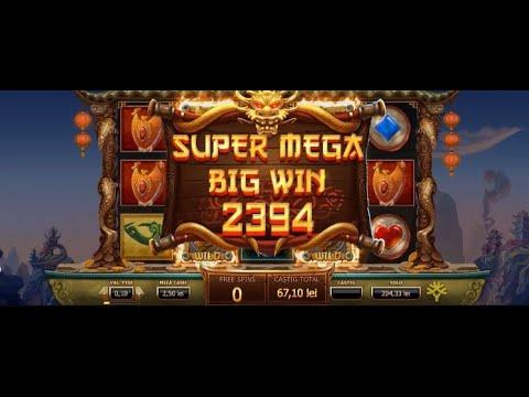SUPER BIG WIN – Legend of the Golden Monkey Slot | YGGDRASIL || Casino//Pacanele//Aparate