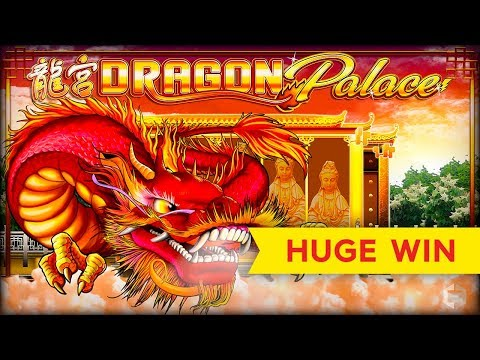 OVER 500x HUGE WIN! Dragon Palace Slot – AWESOME!