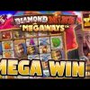 BIG WIN!!! Diamond Mine BIG WIN – Huge win – Casino games (Online slots)