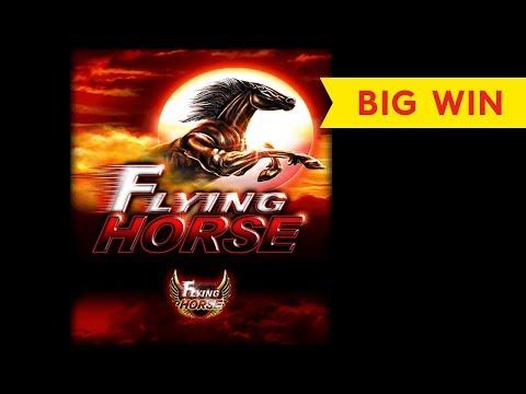 Flying Horse Slot – BIG WIN BONUS – SUPER SWEET!