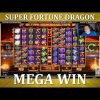 MEGA WIN – Super Fortune Dragon