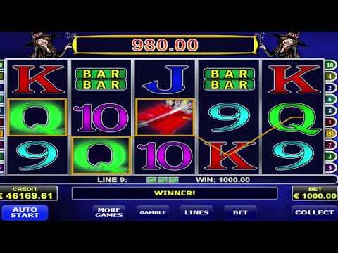 Record big win in Magic scatter casino online slot – 139,900 euros!
