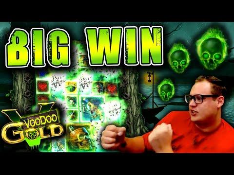 Big Win on Voodoo Gold – €20 BET